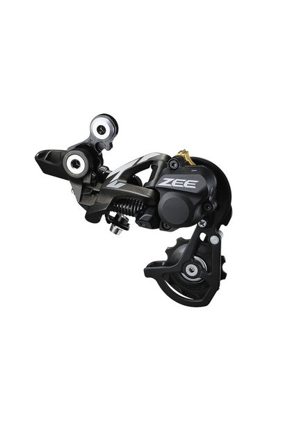 Shimano RD-M640 ZEE Direct Mount FR SS Rear Derailleur Shadow+ For 11-32/11-36T Ind.Pack