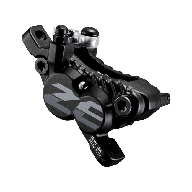 Shimano Disc Brake Caliper, BR-M640, ZEE, Front Or Rear For Post Mount-1