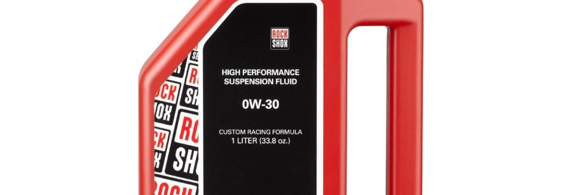 RockShox High Performance Suspension Fluid 0W-30 (1L)
