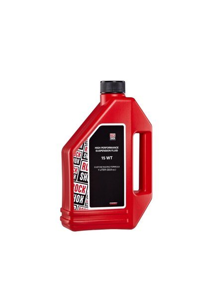 RockShox High Performance Suspension Fluid 15 WT (1L / 32oz)