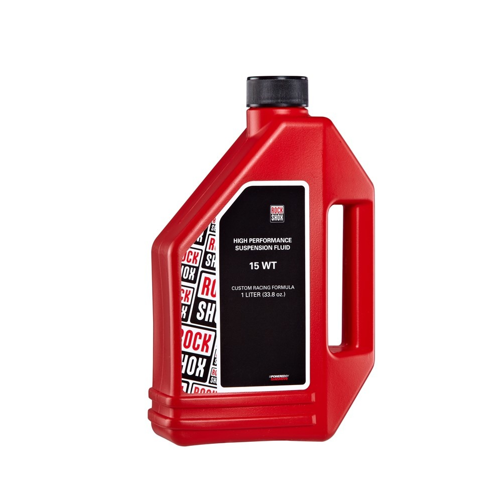 RockShox High Performance Suspension Fluid 15 WT (1L / 32oz)-1
