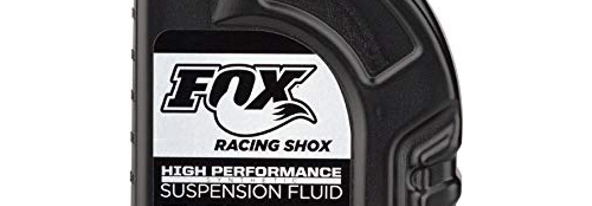 Fox High Performance Suspension Fluid 10 WT.