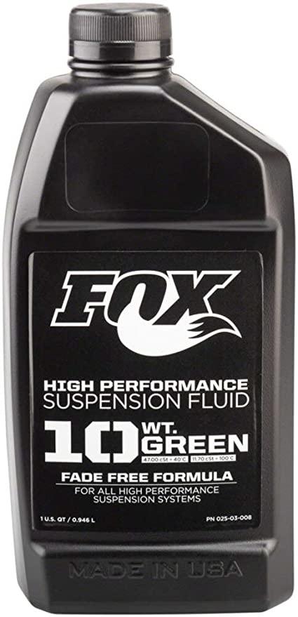 Fox High Performance Suspension Fluid 10 WT.-2