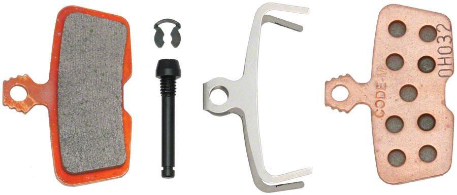 Sram / Avid Code Brake Pads Metallic-1