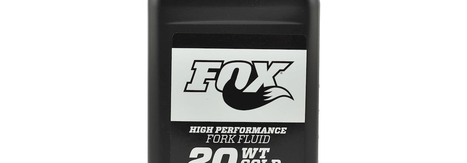 Fox Suspension Bath Oil, 20wt - Gold (32oz)
