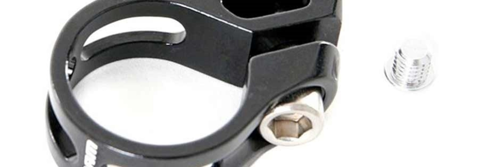 SRAM Trigger Clamp/Bolt Kit Black