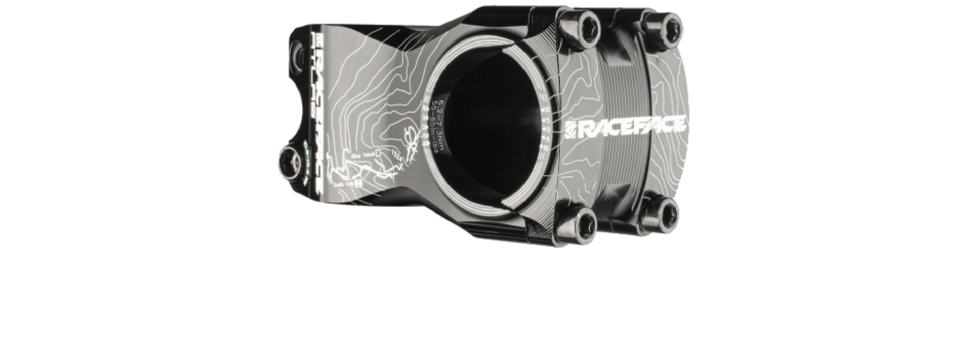 RACEFACE Atlas 31.8 Stem - 50mm Black