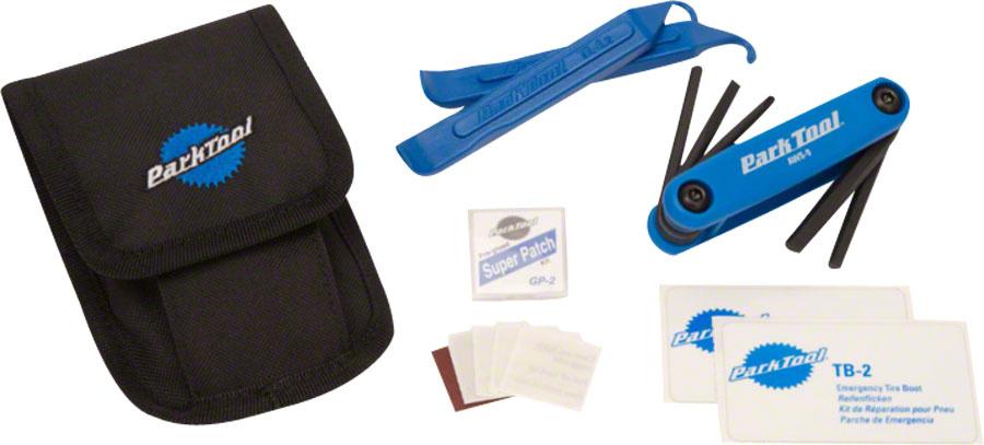 Park Tool WTK-2 Essential Tool Kit-1