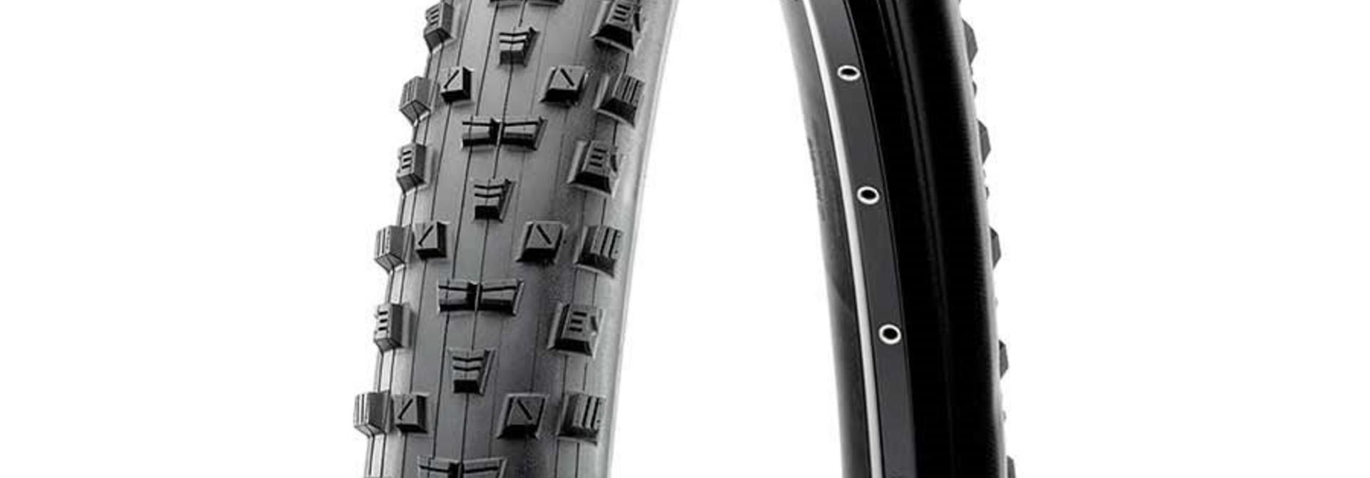 Maxxis Forekaster Tire 29''x2.35 EXO Dual TR 120Tpi Black