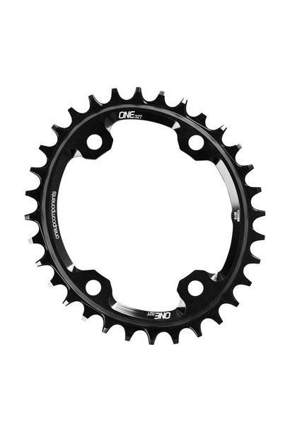 Oneup Chainring Oval 30T XT 96BCD Black