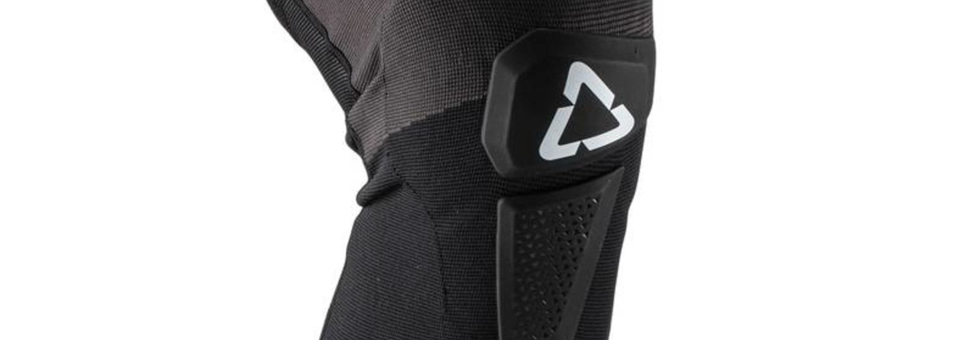 LEATT PROTECTION KNEE GUARD AIRFLEX HYBRID BLACK