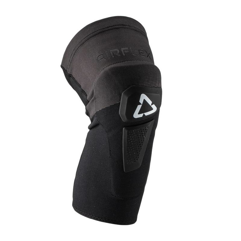 LEATT PROTECTION KNEE GUARD AIRFLEX HYBRID BLACK-1