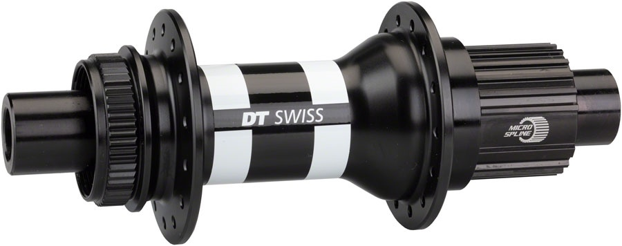 DT Swiss +350 MTB Classic CL Rear Hub 12/148 Shimano 12SPD 32H-1