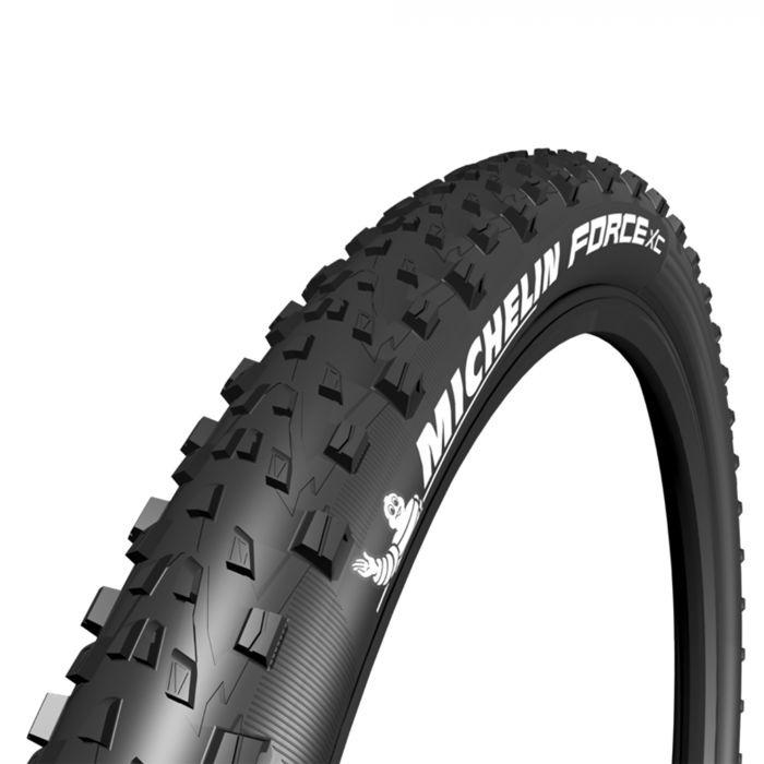 Michelin Force XC Tire, 27.5x2.25, Folding, GUM-X, TR, Black-1