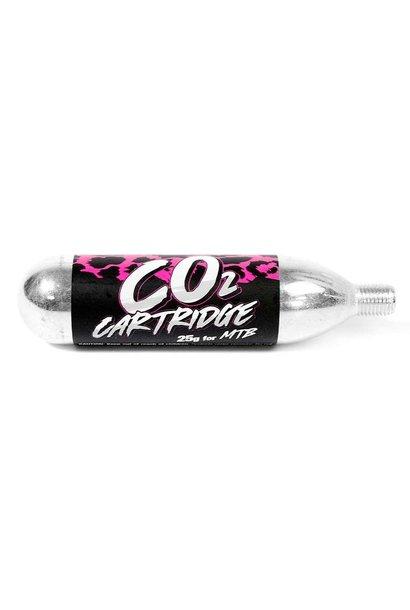 Muc-Off, 25g CO2 Cartridges Threaded