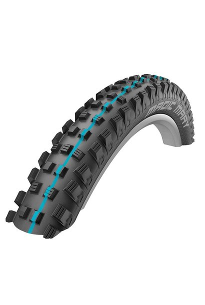 Schwalbe, Magic Mary Addix, Tire, 26''x2.35, Wire, Addix, TwinSkin, BikePark,  Black