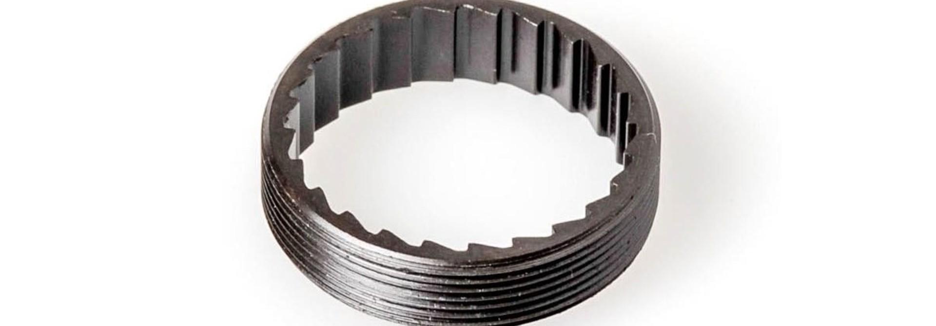 RING NUT STEEL M34X1 3P