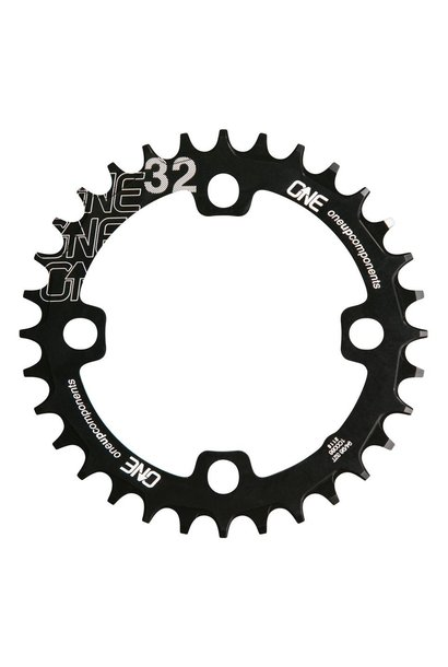 OneUp Chainring 94/96 BCD Round 30T Black