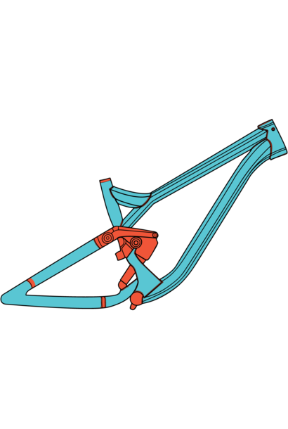RideWrap Forbidden Dreadnought Gloss