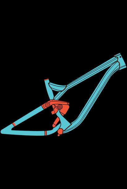 RideWrap Forbidden Dreadnought Matte