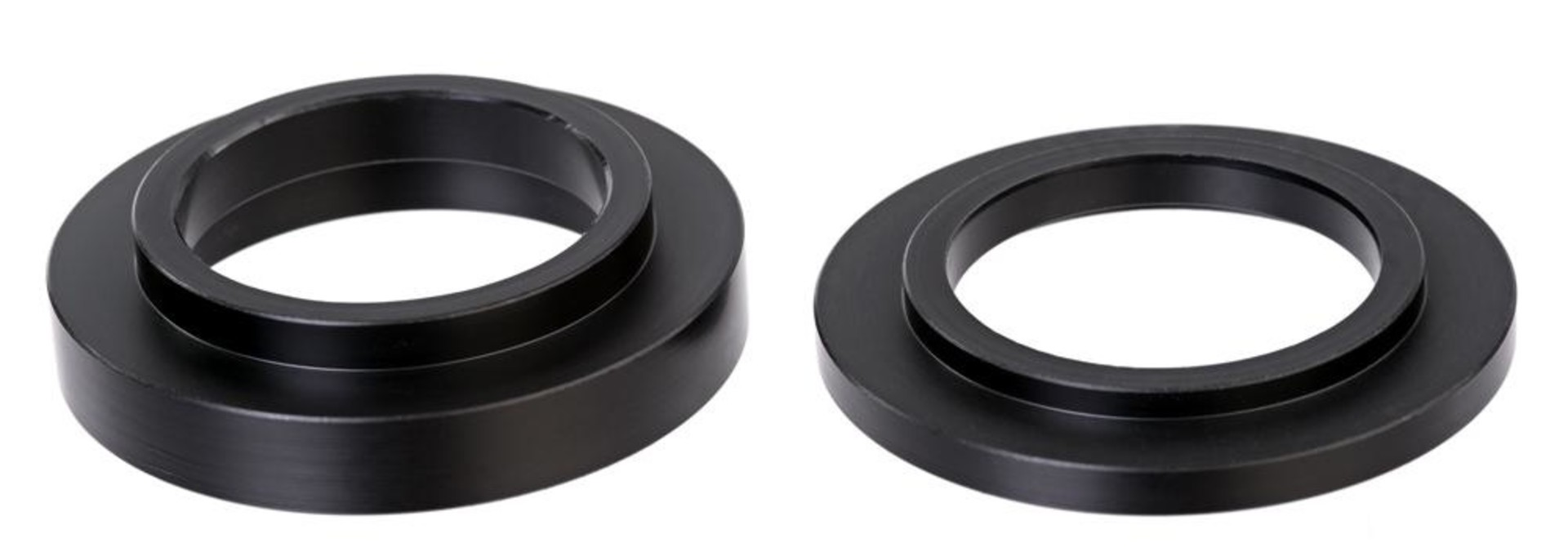 Wheels Manufacturing ALLOY BB SPACR 0.7/BLK