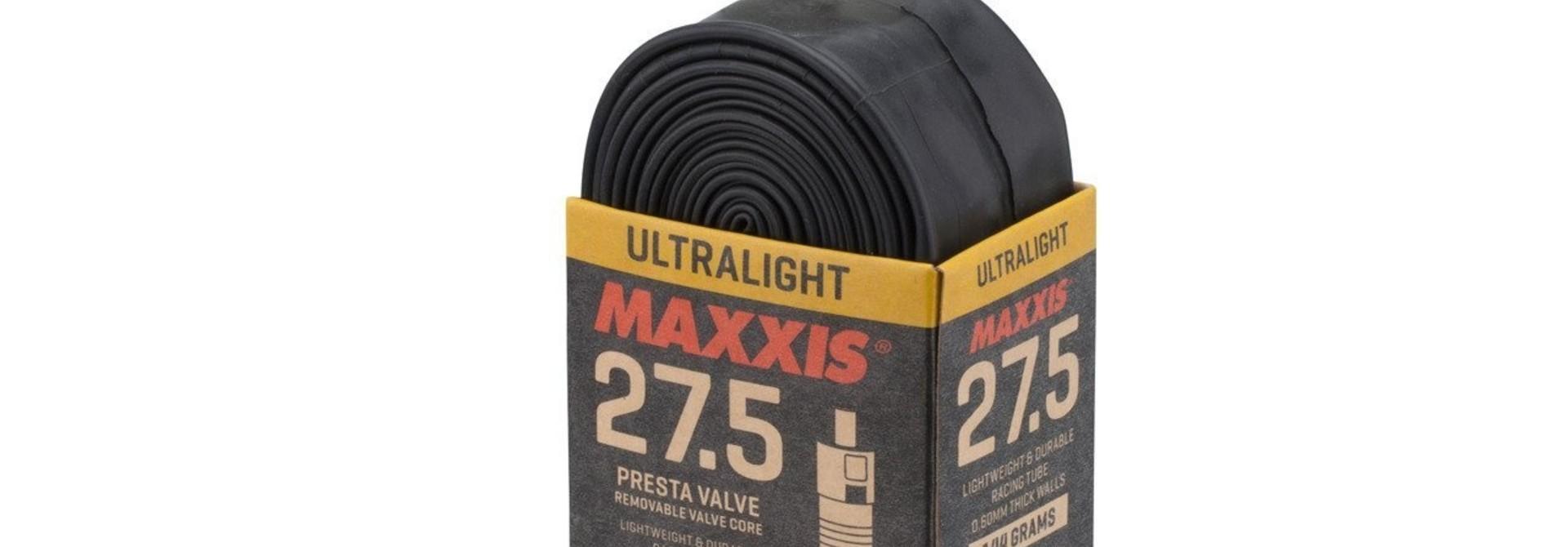 Maxxis Tube Ultralight 27.5X1.90/2.35 Presta (RVC) 48MM