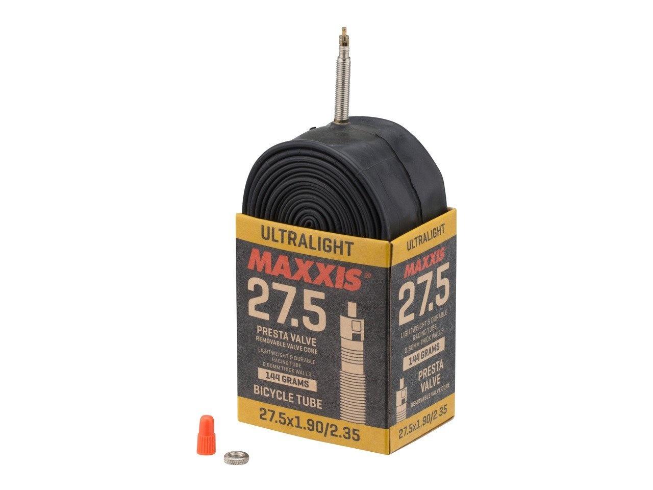 Maxxis Tube Ultralight 27.5X1.90/2.35 Presta (RVC) 48MM-1