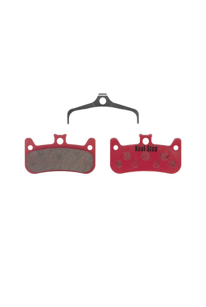 KoolStop Formula Cura 4 Organic-Steel Brake Pad