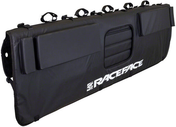 RaceFace T2 Tailgate Pad - Black, SM/MD-1