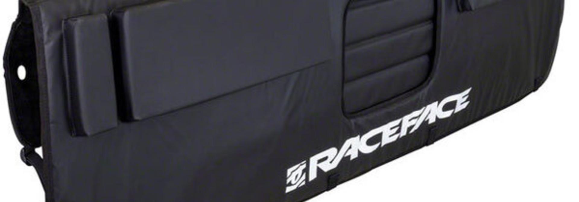RaceFace T2 Tailgate Pad - Black Full