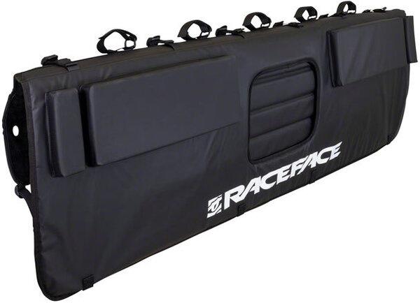 RaceFace T2 Tailgate Pad - Black Full-1