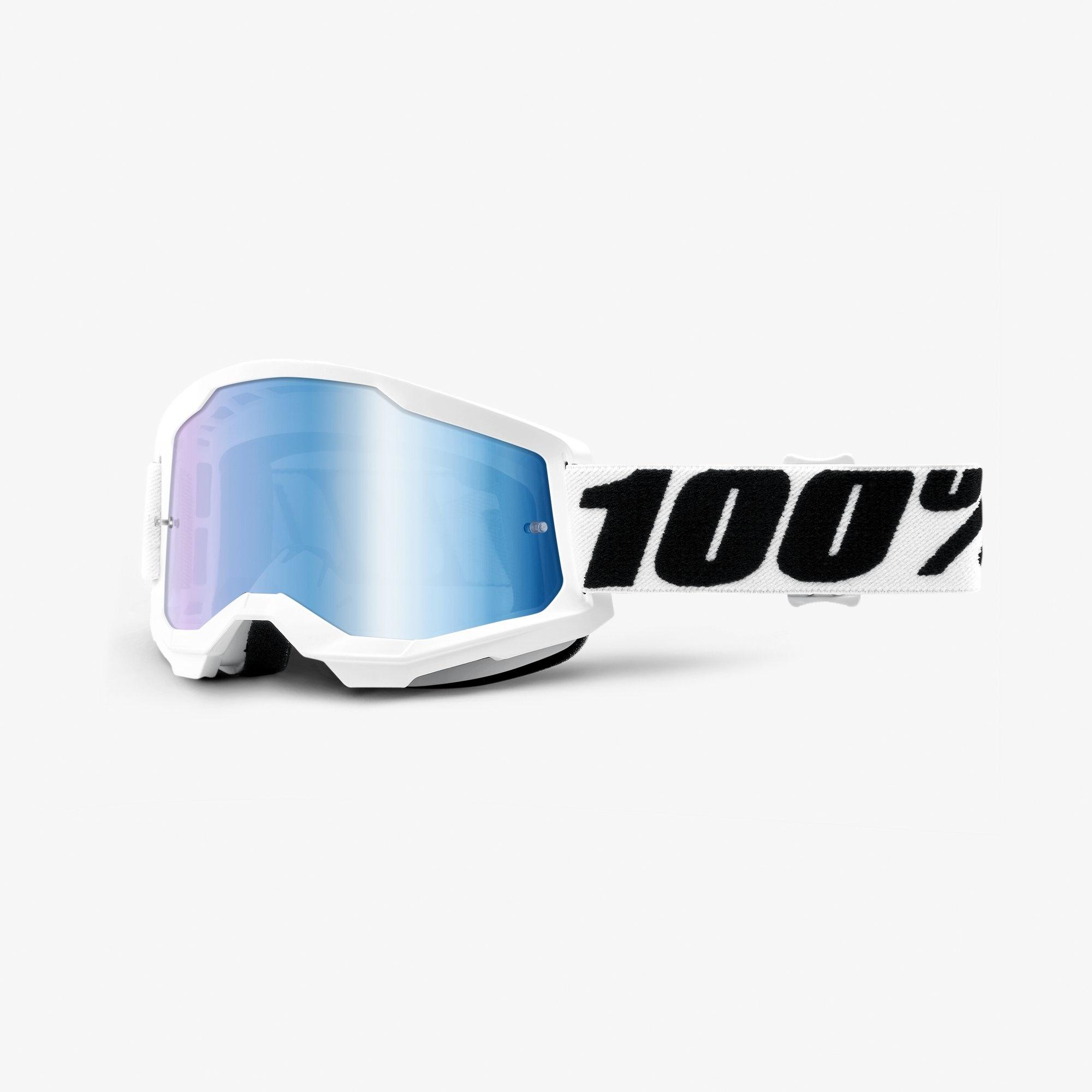 100% Strata 2 Goggles Mirror Lens-1