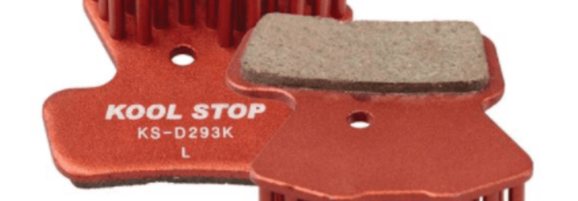 Kool-Stop XO/Elixir/Guide, Disc Brake Pads, Aero Kool, Organic