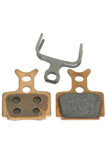 Formula Disc Pads, R1/One/Mega/RX/RO/C1/Cura - Sintered
