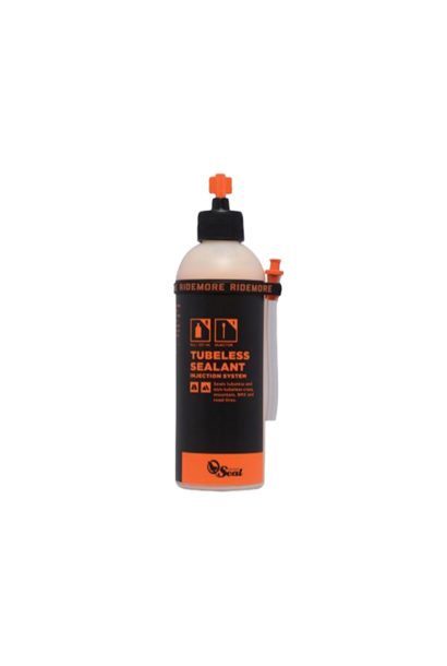 ORANGE SEAL TIRE SEALANT 4OZ REGULAR WITH INJECTION SYSTEM