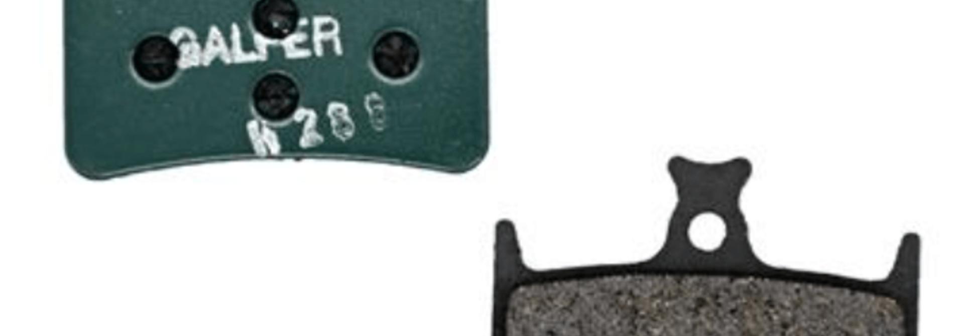 GALFER BRAKE PADS HOPE E4, RX4 PRO