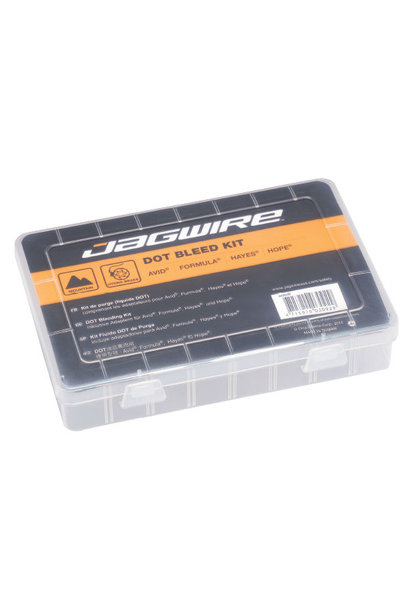 Jagwire Pro Bleed Kit Dot Fluid