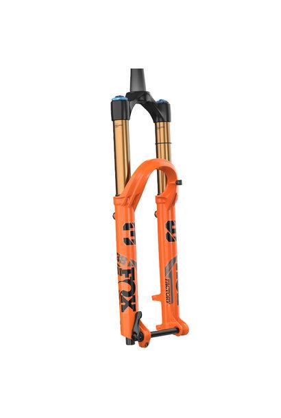 2021 Fox Float Factory 38,27.5in,180mm,Grip2, Shiny Orange,15QRx110, 44mm Rake-1