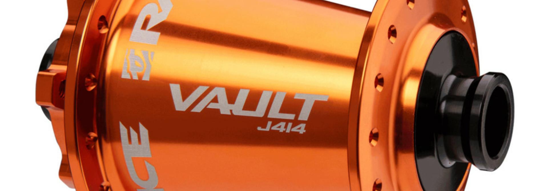 Raceface Vault J-Bend Hubs 32 Hole Front