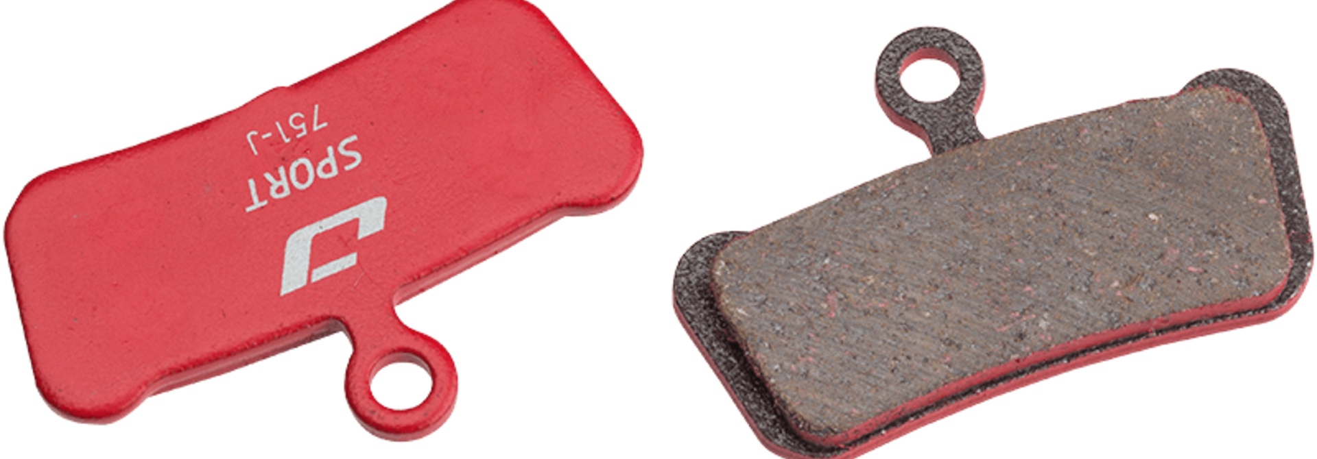 Jagwire Sport Semi-Metallic SRAM Guide/Trail Disc Brake Pad