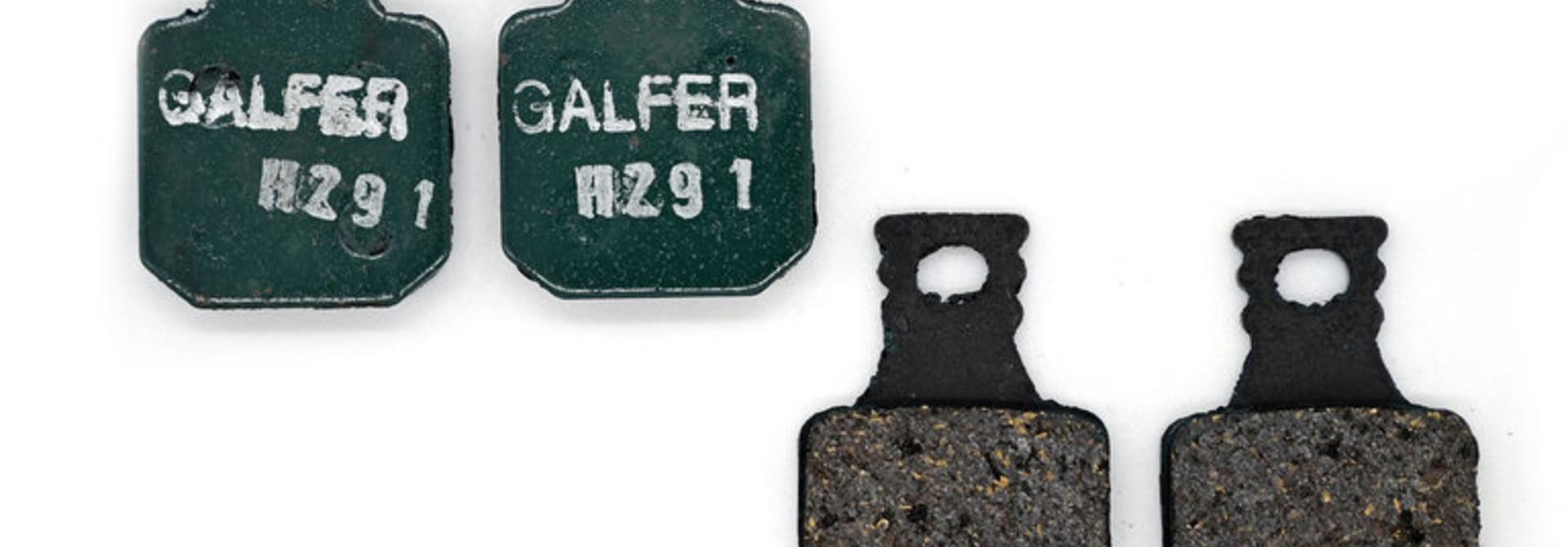 GALFER BRAKE PADS MAGURA MT5, 7 PRO