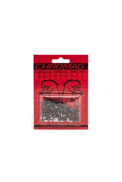 Chromag 40 pcs Dagga Pedal Pin Kit / Black