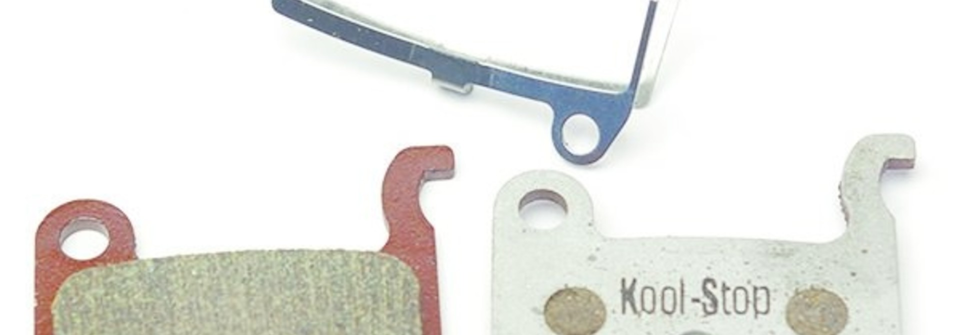 Kool-Stop Shimano Organic M965/M765 Disc Brake Pads Aluminum Plate #KS-D630A