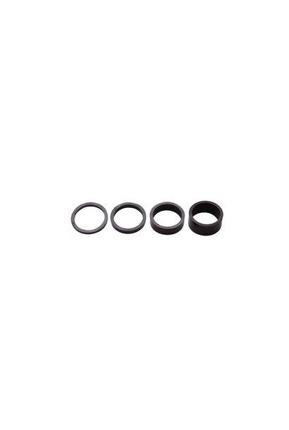 Shimano Pro Carbon Headset Spacer Set 1-1/8 (3mm, 5mm, 10mm, 15mm)