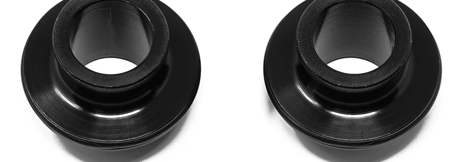 1/1 & Centre Lock Front 15mm Endcaps (OEKMA03)