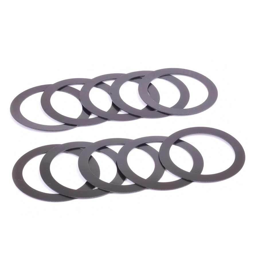 Wheels Manufacturing, 29mm DUB Spindle Spacer, 0.5mm, 10pcs-1