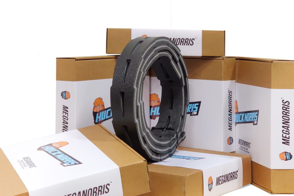 Huck Norris Tubeless Tire Insert MegaNorris Hamburger 55mm-1