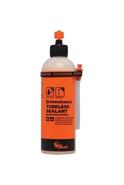 Orange Seal Tire Sealant 4oz Endurance With Injection System