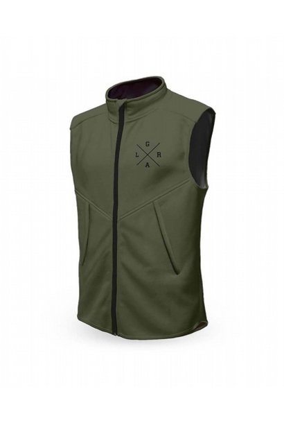 Loose Riders Technical Vest Olive M