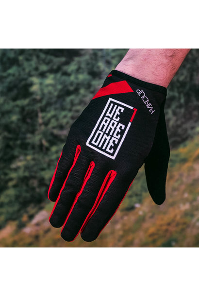 We Are One Hand Laid Gloves
